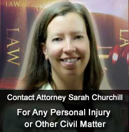 Civil Litigation Attorney Sarah Churchill