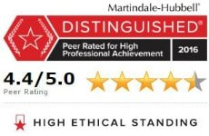 Martindale High ethical standards