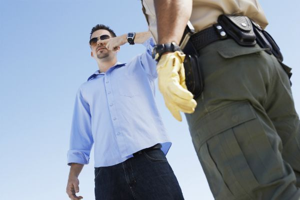 field sobriety tests